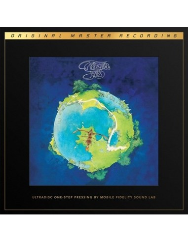 Yes - Fragile - 45RPM - 180 g. - 2 LP...