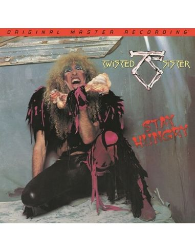 Twisted Sister - Stay Hungry - 180 g. - LP