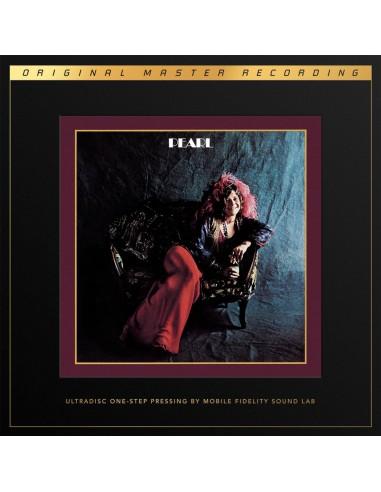 Coffret MoFi - Janis Joplin - Pearl