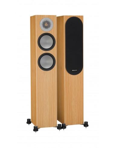 Visuel Monitor Audio Silver 200 6G - Natural Oak