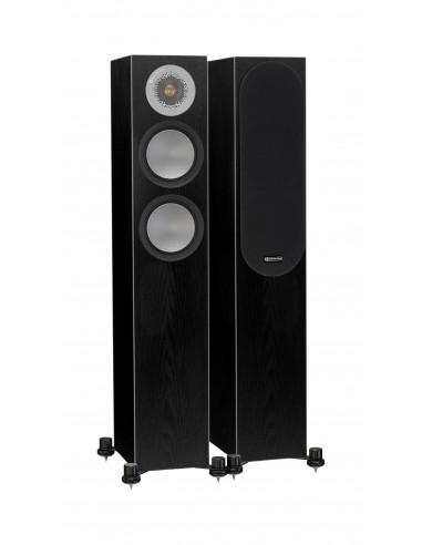 Visuel Monitor Audio Silver 200 6G - Black Oak