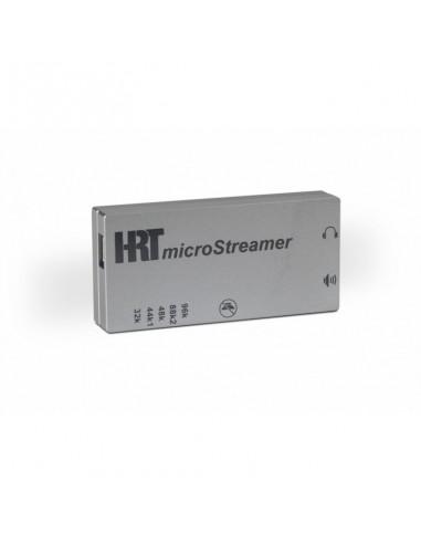 HRT - microStreamer