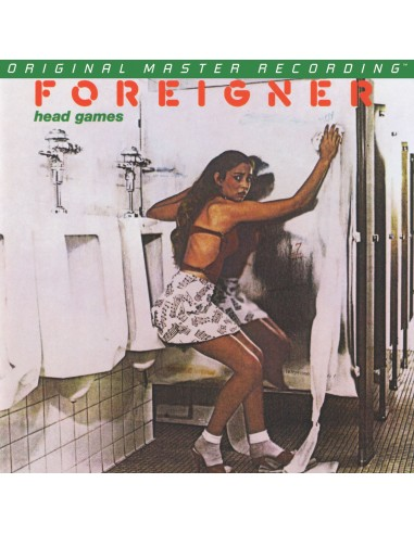 Foreigner - Head Games - 180 g. - LP