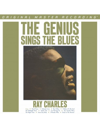 Ray Charles - The Genius Sings The...