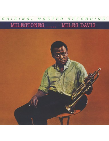 Miles Davis - Milestones - MONO - 180...