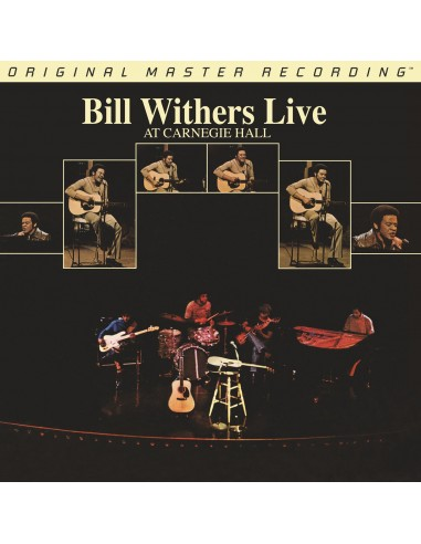 Bill Whiters - Live At Carnegie Hall...