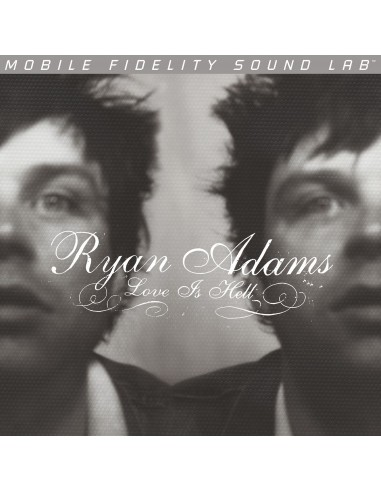 Ryan Adams - Love Is Hell - 180 g. -...