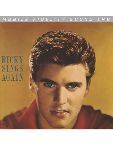 Ricky Nelson - Ricky Sings Again - LP
