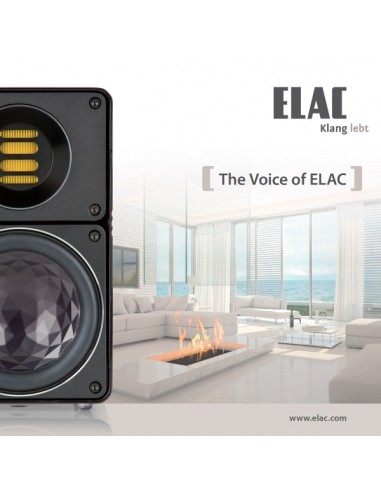 ELAC - The voice of ELAC - CD
