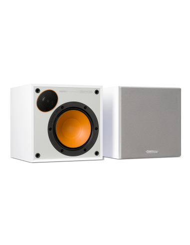 Monitor Audio - Monitor 50 - White