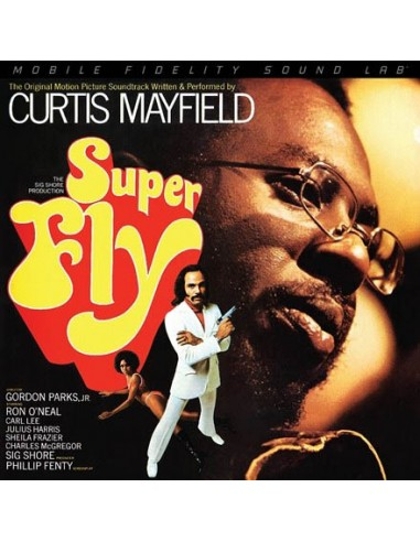Curtis Mayfield - Super Fly - 45RPM -...
