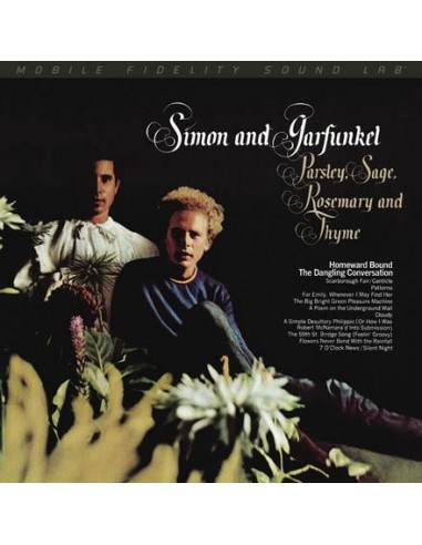 Simon and Garfunkel - Parsley, Sage,...