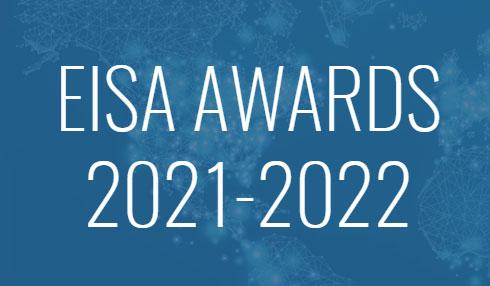 Logo EISA Best Product 2021-2022