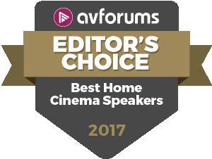 avforums - Best Home Cinema Speakers 2017