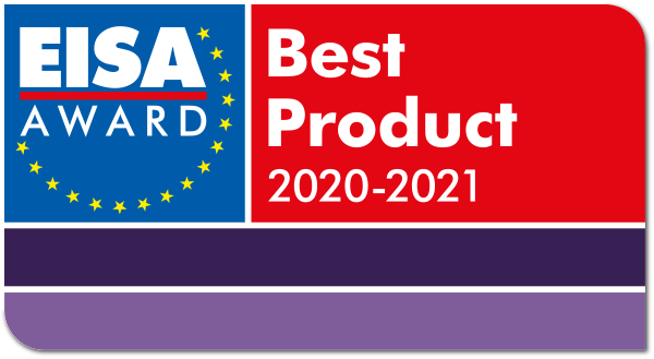 Logo EISA Best Product 2020-2021