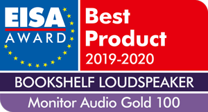 EISA - Best product 2019-2020 - Monitor Audio Gold 100
