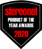 Logo stereoNET - Product of the year 2020