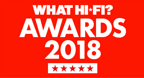 What Hi-Fi - Awards 2018