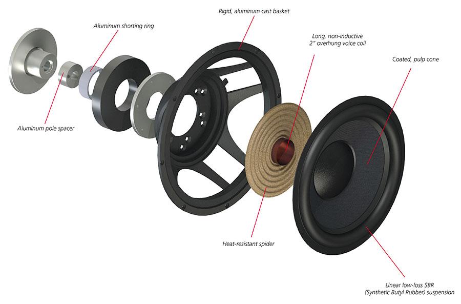m k sound x12 caisson de basses noir. Black Bedroom Furniture Sets. Home Design Ideas