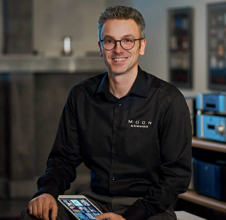 Dominique, ingénieur MOON