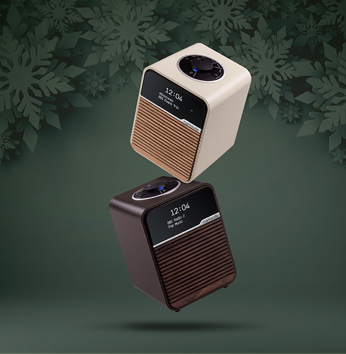 Ruark Audio - radio R1 mk4 - Espresso
